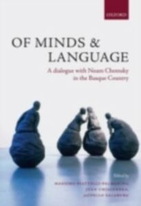 Foto Cover di Of Minds and Language: A Dialogue with Noam Chomsky in the Basque Country, Ebook inglese di  edito da OUP Oxford