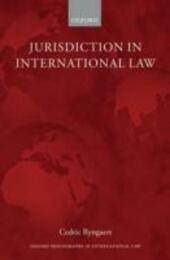 Jurisdiction in International Law