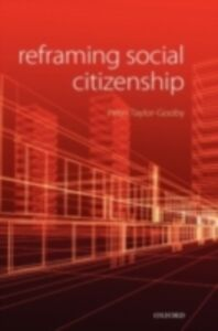 Ebook in inglese Reframing Social Citizenship Taylor-Gooby, Peter