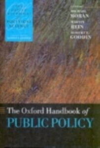 Ebook in inglese Oxford Handbook of Public Policy