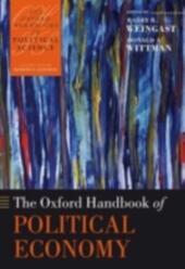 Oxford Handbook of Political Economy