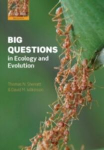 Foto Cover di Big Questions in Ecology and Evolution, Ebook inglese di Thomas N. Sherratt,David M. Wilkinson, edito da OUP Oxford