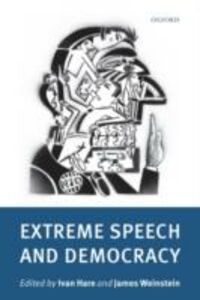 Ebook in inglese Extreme Speech and Democracy -, -