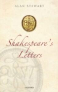 Ebook in inglese Shakespeare's Letters Stewart, Alan