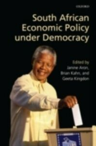 Ebook in inglese South African Economic Policy under Democracy -, -
