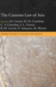 Ebook in inglese Customs Law of Asia -, -