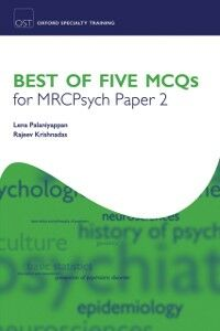 Ebook in inglese Best of Five MCQs for MRCPsych Paper 2 Krishnadas, Rajeev , Palaniyappan, Lena