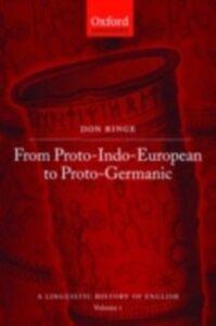 Ebook in inglese PROTO-INDO-EUR PROTO-GERMAN HOENG EBK RING, INGE
