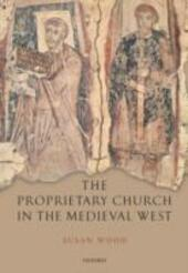 Proprietary Church in the Medieval West