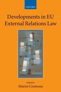 Ebook in inglese Developments in EU External Relations Law