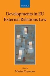 Developments in EU External Relations Law