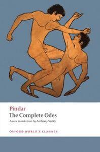 Ebook in inglese Complete Odes Pindar