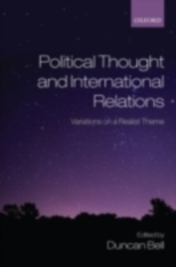 Ebook in inglese Political Thought and International Relations: Variations on a Realist Theme -, -