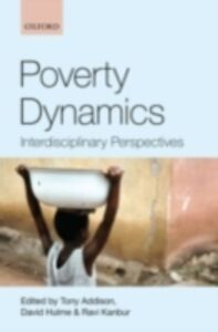Ebook in inglese Poverty Dynamics: Interdisciplinary Perspectives