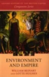 Ebook in inglese Environment and Empire Beinart, William , Hughes, Lotte