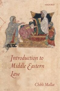 Ebook in inglese Introduction to Middle Eastern Law Mallat, Chibli