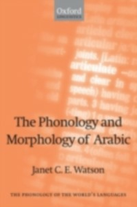 Ebook in inglese Phonology and Morphology of Arabic Watson, Janet C. E.