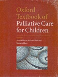 Ebook in inglese Oxford Textbook of Palliative Care for Children -, -