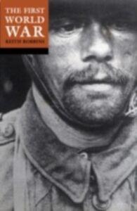 Ebook in inglese First World War Robbins, Keith