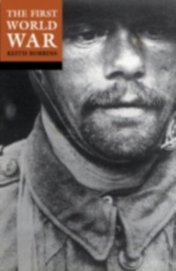 Ebook in inglese First World War Robbins, Keith