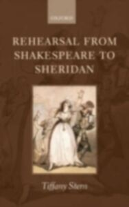 Ebook in inglese Rehearsal from Shakespeare to Sheridan Stern, Tiffany