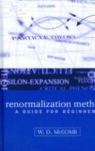 Ebook in inglese Renormalization Methods: A Guide For Beginners McComb, William David