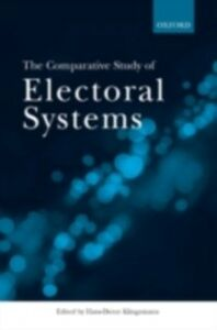 Ebook in inglese Comparative Study of Electoral Systems -, -