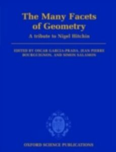 Ebook in inglese Many Facets of Geometry: A Tribute to Nigel Hitchin -, -