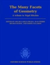 Many Facets of Geometry: A Tribute to Nigel Hitchin