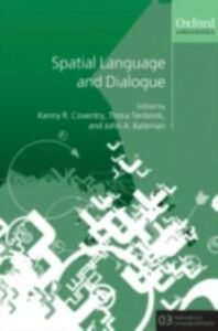 Ebook in inglese Spatial Language and Dialogue -, -