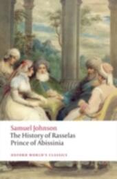 History of Rasselas, Prince of Abissinia