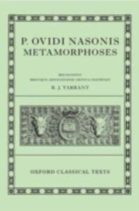 Ebook in inglese Ovid Metamorphoses -, -