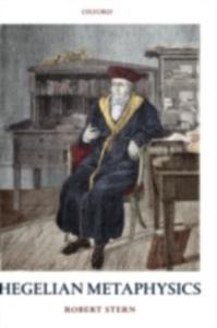 Ebook in inglese Hegelian Metaphysics Stern, Robert
