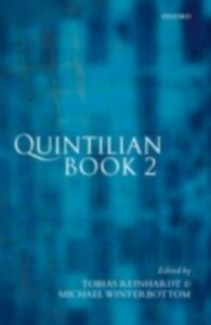Ebook in inglese Quintilian Institutio Oratoria Book 2