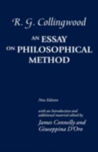 Ebook in inglese Essay on Philosophical Method Collingwood, R. G.