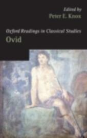 Oxford Readings in Ovid