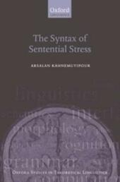 Syntax of Sentential Stress