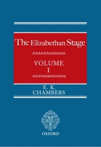 Ebook in inglese Elizabethan Stage: Volume 1 Chambers, E. K.