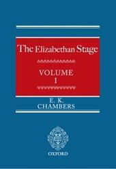 Elizabethan Stage: Volume 1