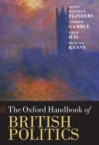 Foto Cover di Oxford Handbook of British Politics, Ebook inglese di  edito da OUP Oxford