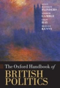 Ebook in inglese Oxford Handbook of British Politics -, -