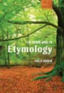 Ebook in inglese Oxford Guide to Etymology Durkin, Philip