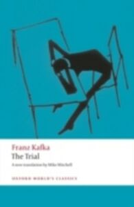 Ebook in inglese Trial Kafka, Franz