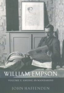 Ebook in inglese William Empson, Volume I: Among the Mandarins Haffenden, John
