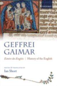 Foto Cover di Estoire des Engleis: History of the English, Ebook inglese di Geffrei Gaimar, edito da OUP Oxford