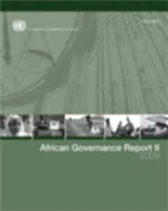 Ebook in inglese African Governance Report 2009 N.N, United Nations Economic Commission for Africa