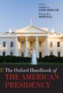 Ebook in inglese Oxford Handbook of the American Presidency -, -
