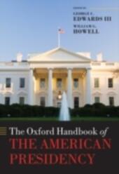 Oxford Handbook of the American Presidency
