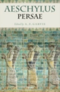 Ebook in inglese Aeschylus: Persae: with Introduction and Commentary by A.F. Garvie -, -