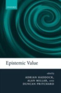 Ebook in inglese Epistemic Value -, -